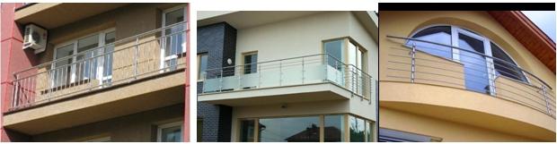 ограждение балкона своими руками