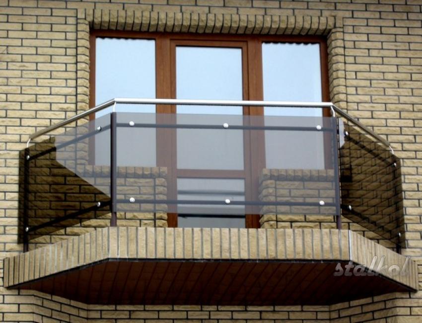 Балконные ограждения, изготовление ограждений для балконов к.
